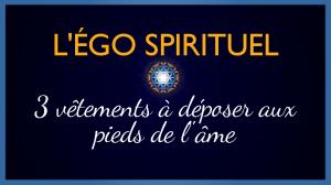 L'égo spirituel
