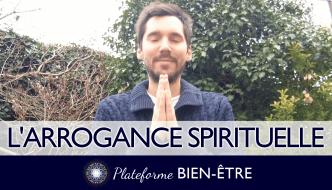 Arrogance-spirituelle