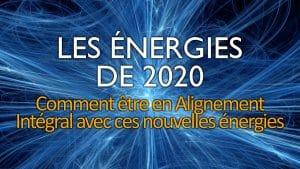 Les énergies de 2020