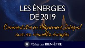 Les Énergies de 2019