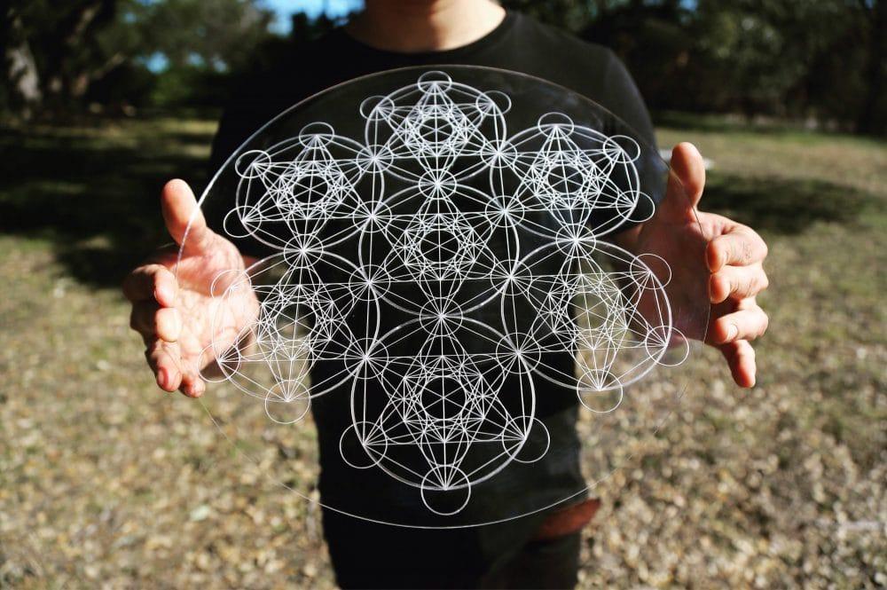 Matrice-Cube-Metatron