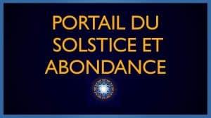 Portail du Solstice et Abondance
