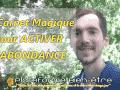 Le Carnet Magique : Activer l'abondance avec cet outil magnifique