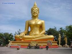[Histoire] Le bouddha d'or