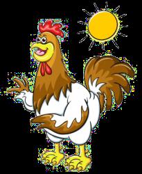 [Histoire] Le Coq qui controlait le soleil