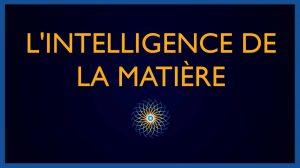 L'intelligence de la Matière